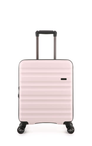 Clifton Modern Neutrals 55x40x20cm Cabin Suitcase (4579101220) Blush