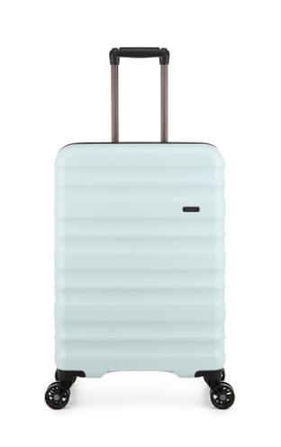 Clifton Modern Neutrals Medium Suitcase (4579111016) Mint