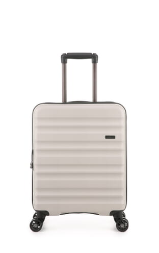 Clifton Modern Neutrals 55x40x20cm Cabin Suitcase (4579192220) Taupe