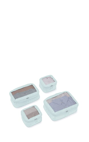 Chelsea 4 Packing Cubes (4589111295) Mint