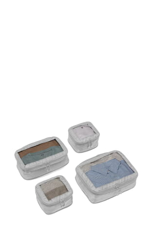 Chelsea 4 Packing Cubes (4589186295) Grey