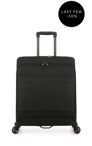 Stirling Lie Flat Cabin Suitcase (4588124292) Black
