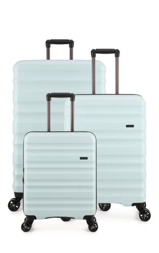 Clifton Modern Neutrals Set of 3 Suitcases (4579111248) Mint