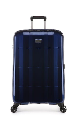 Global DLX Large Suitcase Navy