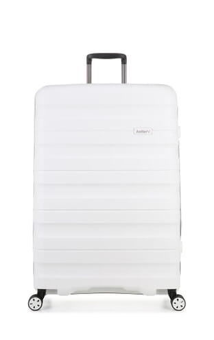 Juno II Large Suitcase White