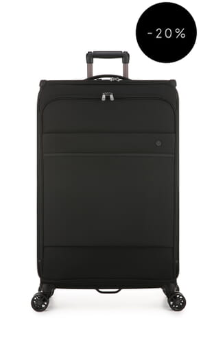 Stirling Large Suitcase (4588124015) Black