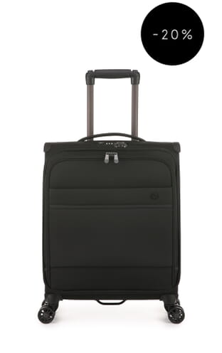 Stirling Cabin Suitcase (4588124220) Black