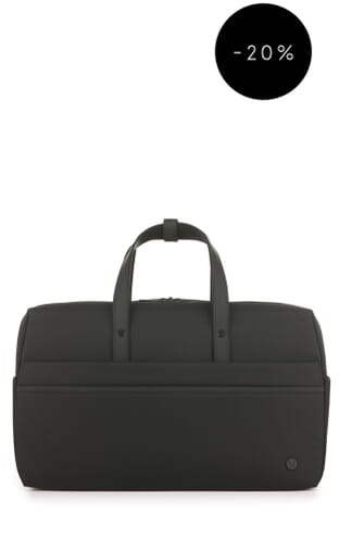 Stirling Lie-flat Holdall (4588124045) Black