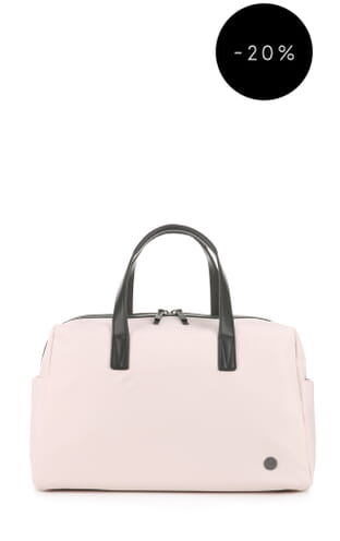 Chelsea Overnight Bag (4589101087) Blush