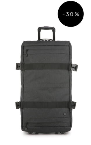 Bridgford Large Trolley Bag (4600123033) Charcoal