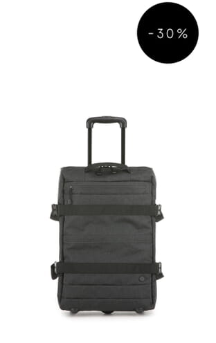 Bridgford Small Upright Trolley Bag (4600123068) Charcoal