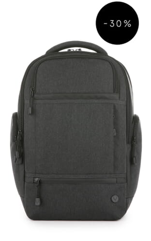 Bridgford Large Backpack (4600123082) Charcoal