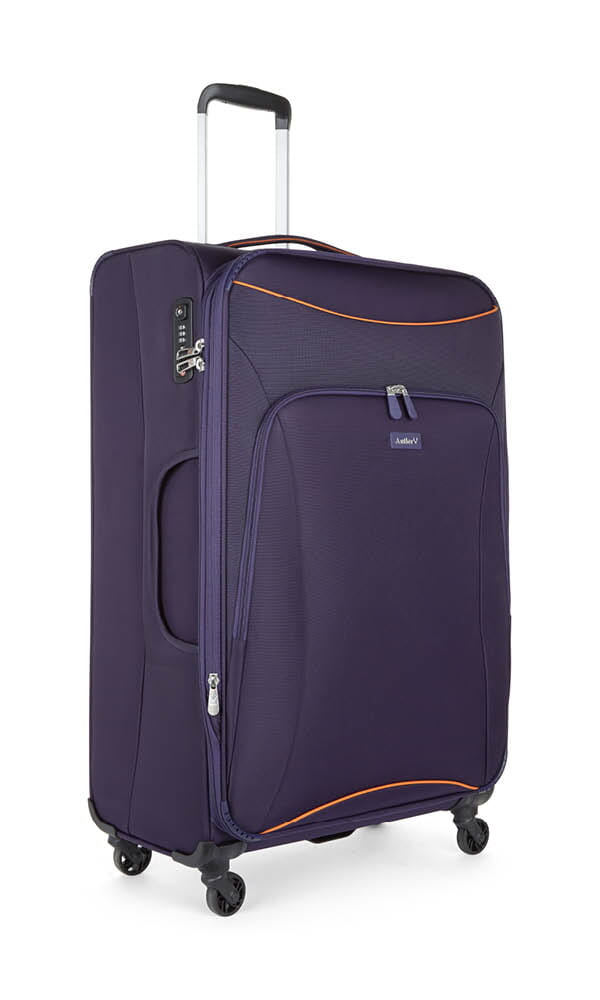 Zeolite Large Suitcase Purple